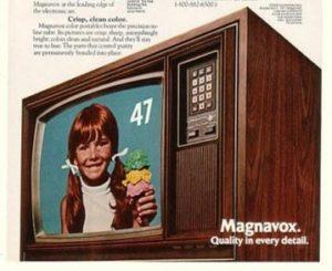 Magnavox Star System TV